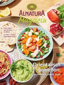 Angebote vonAlnatura im Alnatura Prospekt ( 2 Tage übrig)