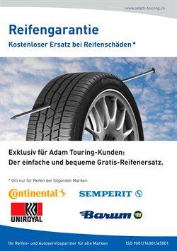 Angebote vonAdam Touring im Adam Touring Prospekt ( Mehr als 30 Tage)