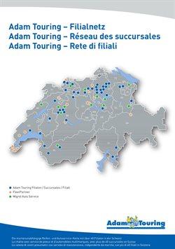 Angebote von Auto, Motorrad & Werkstatt im Adam Touring Prospekt in Zürich