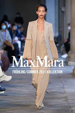 Angebote vonMax Mara im Max Mara Prospekt ( Mehr als 30 Tage)