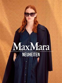 Angebote vonMax Mara im Max Mara Prospekt ( 24 Tage übrig)