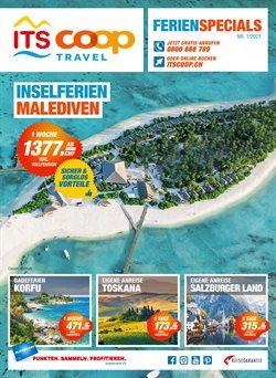 Angebote von Reisen & Freizeit im Coop Travel Prospekt in Bern ( Mehr als 30 Tage )