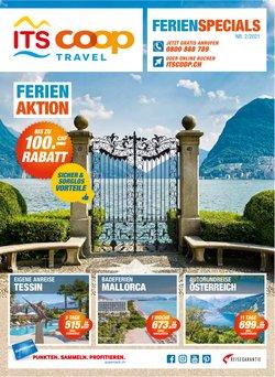 Angebote vonCoop im Coop Travel Prospekt ( 6 Tage übrig)