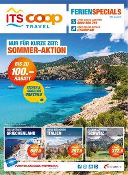 Angebote vonReisen & Freizeit im Coop Travel Prospekt ( 10 Tage übrig)