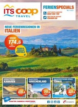 Angebote vonReisen & Freizeit im Coop Travel Prospekt ( 22 Tage übrig)