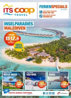 Angebote vonReisen & Freizeit im Coop Travel Prospekt ( Vor 2 Tagen)