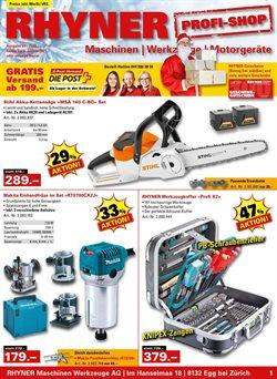 Angebote von Baumärkte & Gartencenter im Rhyner Prospekt in Sion ( Mehr als 30 Tage )