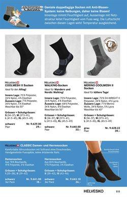Angebote von Socken in Helvesko
