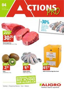 Angebote von Supermärkte im CC Aligro Prospekt in Zürich ( Gestern veröffentlicht )