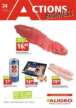 Angebote vonSupermärkte im CC Aligro Prospekt ( Gestern veröffentlicht)