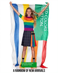 United Colors of Benetton Katalog in Sion ( 28 Tage übrig )