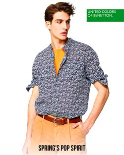 United Colors of Benetton Katalog in Sion ( Mehr als 30 Tage )