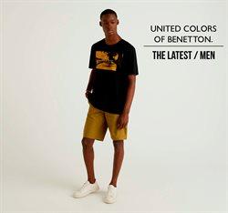 Angebote vonUnited Colors of Benetton im United Colors of Benetton Prospekt ( Mehr als 30 Tage)