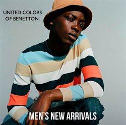 Angebote vonUnited Colors of Benetton im United Colors of Benetton Prospekt ( 14 Tage übrig)