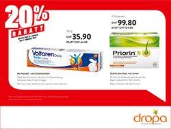 Angebote von Drogerien & Schönheit im Dropa Prospekt in Zürich ( Gestern veröffentlicht )