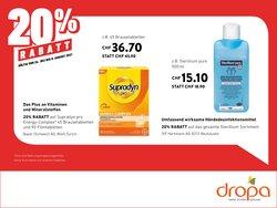 Angebote vonDrogerien & Schönheit im Dropa Prospekt ( 7 Tage übrig)
