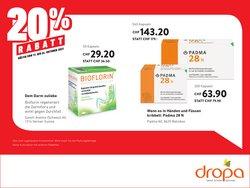 Angebote vonDrogerien & Schönheit im Dropa Prospekt ( 3 Tage übrig)