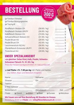 Angebote vonFleisch Discount im Fleisch Discount Prospekt ( 21 Tage übrig)