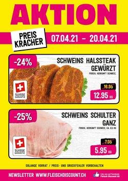 Angebote von Fleisch in Fleisch Discount