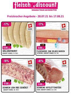 Angebote vonFleisch Discount im Fleisch Discount Prospekt ( 16 Tage übrig)