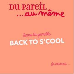 Angebote vonSpielzeug & Baby im Du Pareil au Même Prospekt ( 11 Tage übrig)