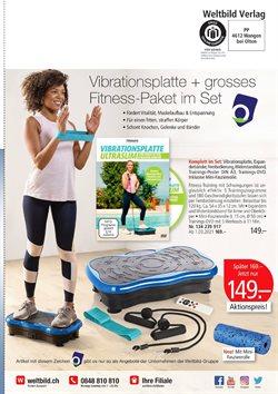 Angebote von Fitness in Weltbild
