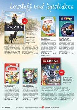 Angebote von LEGO in Weltbild