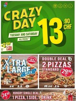 Angebote vonDomino's Pizza im Domino's Pizza Prospekt ( 3 Tage übrig)