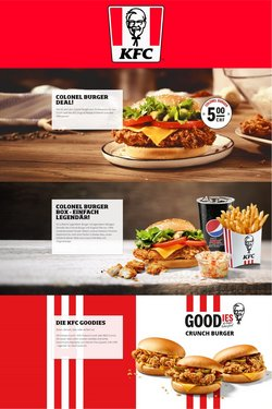 Angebote vonRestaurants im KFC Prospekt ( Mehr als 30 Tage)