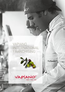 Vapiano Katalog ( Mehr als 30 Tage )