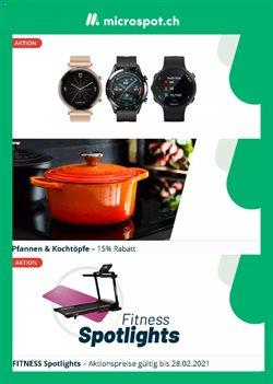 Angebote von Fitness in Microspot