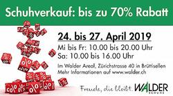 Angebote von Walder im Zürich Prospekt
