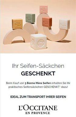 Angebote von Drogerien & Schönheit im L'Occitane Prospekt in Zürich ( Gestern veröffentlicht )