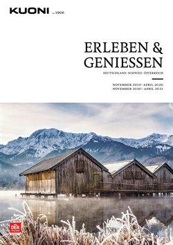 Kuoni Reisen Katalog ( 17 Tage übrig )