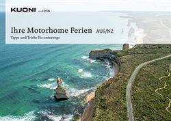 Angebote von Reisen & Freizeit im Kuoni Reisen Prospekt in Bern ( Mehr als 30 Tage )