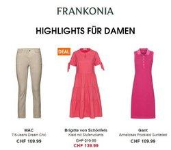 Angebote vonKleider, Schuhe & Accessoires im Frankonia Prospekt ( Neu)