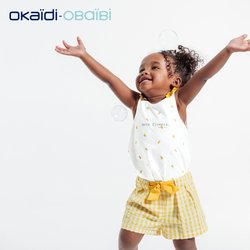 Angebote vonSpielzeug & Baby im Okaidi Prospekt ( 14 Tage übrig)
