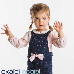 Angebote vonOkaidi im Okaidi Prospekt ( Mehr als 30 Tage)