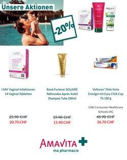 Angebote vonDrogerien & Schönheit im Amavita Prospekt ( 10 Tage übrig)