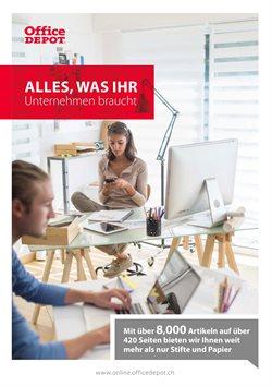 Angebote von Bücher & Bürobedarf im Office Depot Prospekt in Regensdorf ( Mehr als 30 Tage )