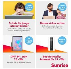 Sunrise Katalog ( Abgelaufen )