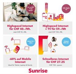 Angebote von Elektro & Computer im Sunrise Prospekt in Lausanne ( 3 Tage übrig )