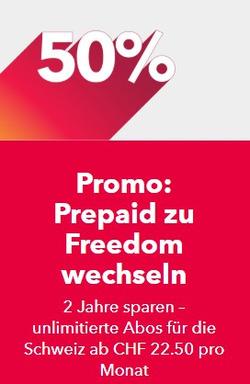 Angebote von Sunrise im Zürich Prospekt