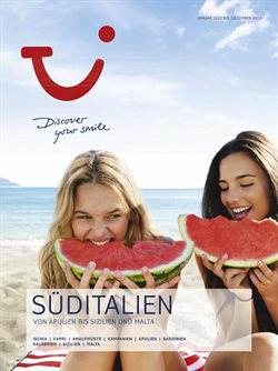 Angebote von Reisen & Freizeit im TUI Prospekt in Zürich ( Mehr als 30 Tage )