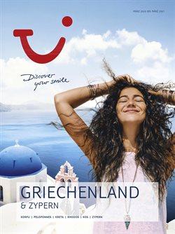 Angebote von Reisen & Freizeit im TUI Prospekt in Bern ( Mehr als 30 Tage )