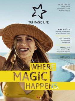 TUI Katalog ( Mehr als 30 Tage )