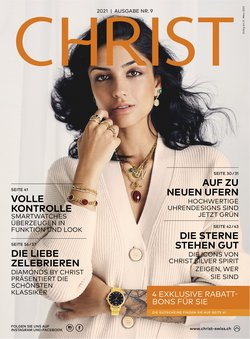 Angebote vonChrist Uhren & Schmuck im Christ Uhren & Schmuck Prospekt ( Mehr als 30 Tage)