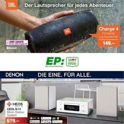 Angebote vonElektro & Computer im EP Prospekt ( Läuft heute ab)