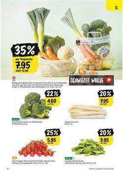 Angebote von Gemüse in Coop