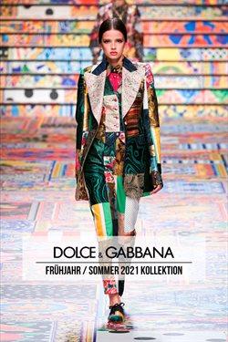 Dolce & Gabbana Katalog ( Mehr als 30 Tage )